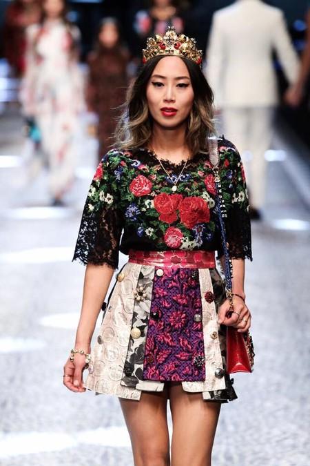 Aimee Song Dolce Gabbana