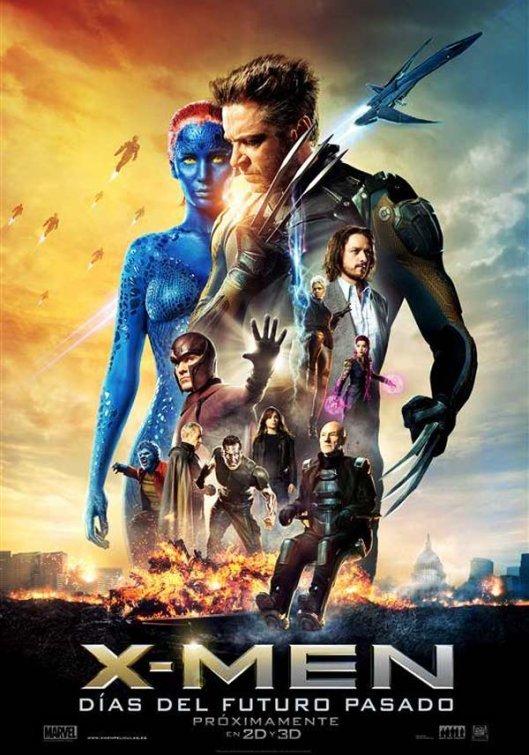 Foto de 'X-Men: Días del futuro pasado', carteles (9/21)