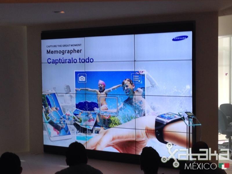 Foto de Samsung Galaxy Gear en México (2/12)