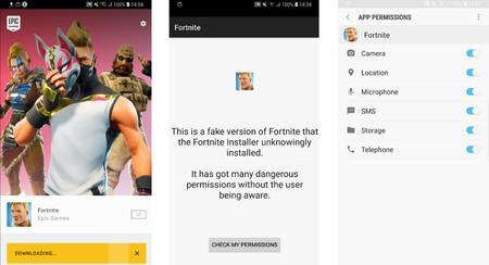 El instalador original de Fortnite podía ser explotado por otras apps para instalar malware