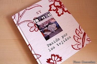 Pasión por los tejidos, un libro de Ikea