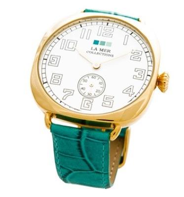 Reloj vintage de La Mer para el buen tiempo