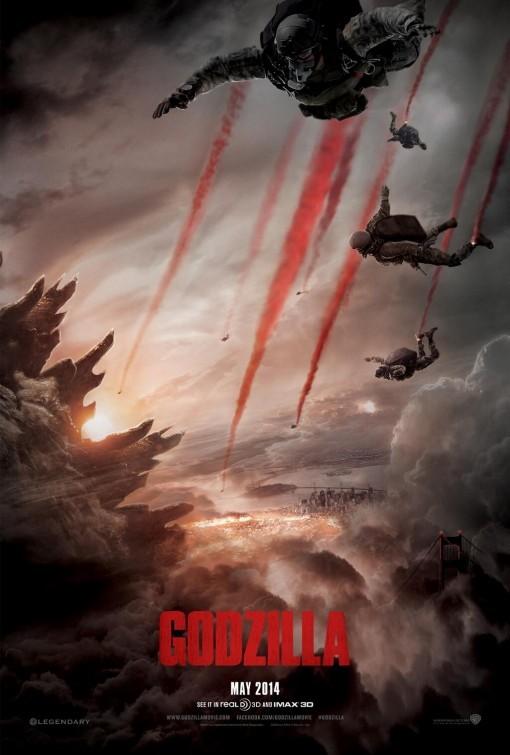 Foto de Carteles de la película 'Godzilla' (4/18)
