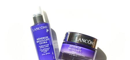 Probamos la crema de día y el fluido anti-edad de la línea Rénergie Multi-Lift de Lancôme