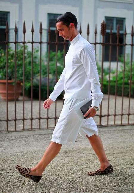 El Mejor Street Style De La Semana Adopta El Blanco Para Recibir La Primavera 07