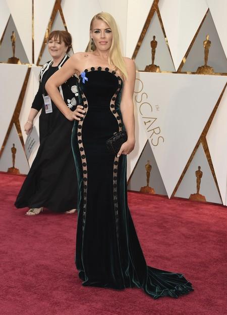 Busy Philipps Elizabeth Kennedy Oscars2017
