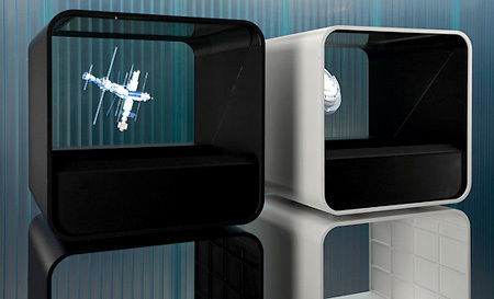 Holocube 3D Projection Box, proyector en tres dimensiones
