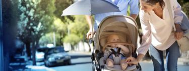 ¿Buscas el mejor cochecito para tu bebé? 13 novedades de 2018 que te sorprenderán