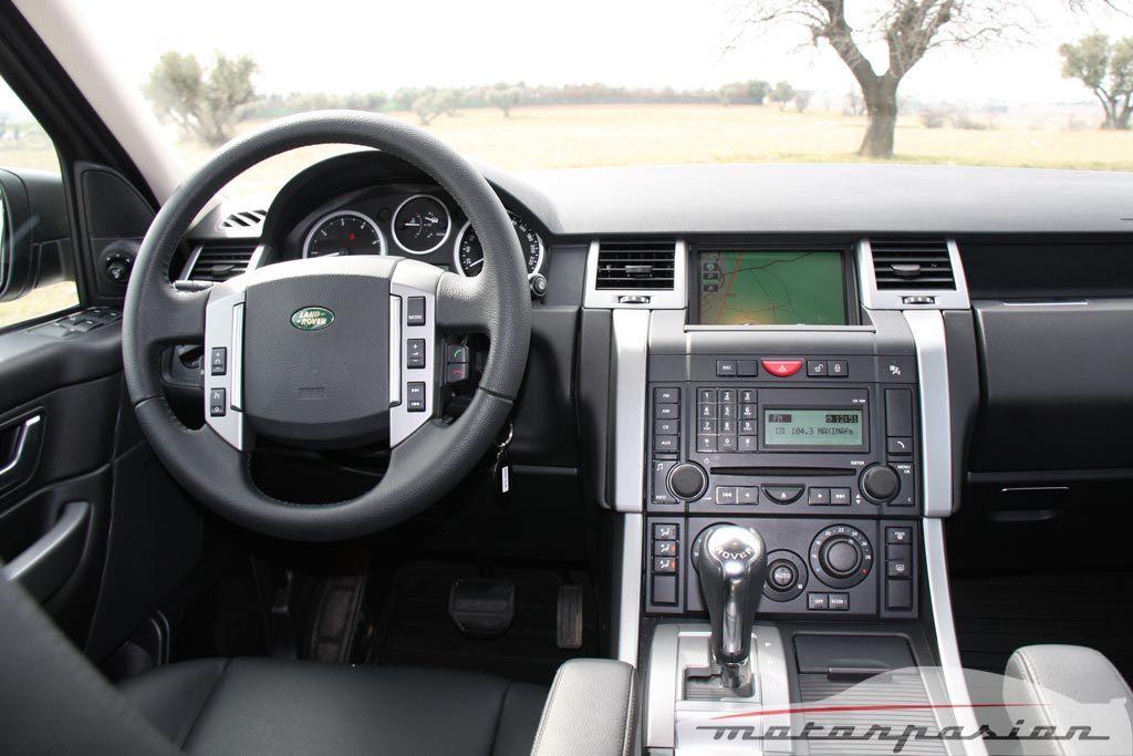 Range Rover Sport Tdv8 Prueba 32 43