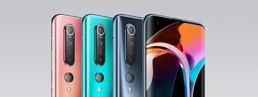 Nuevos Xiaomi Mi 10 y Xiaomi Mi 10 Pro: 5G, 90Hz y cámaras de 108 megapíxeles para una pareja de mellizos a plena potencia