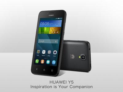 Huawei Y5 por 59 euros y envío gratis en Móviles y Más