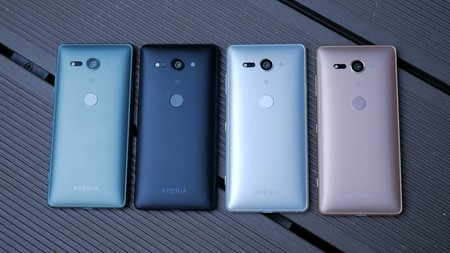 Sony Xperia Xz2 Compact Mwc 2018 5