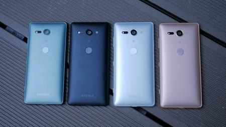 Sony Xperia Xz2 Compact Mwc 2018 5