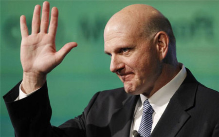 Steve Ballmer se retira del consejo de administración de Microsoft