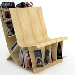 Foto 6 de 10 de la galería disenos-ideales-de-sillones en Papel en Blanco