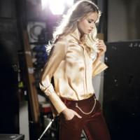 Claves de estilo para ir de shopping: blusitas que te sacan de un apuro