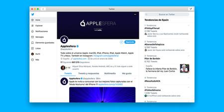 Twitter para macOS ya empieza a aprovechar la Touch Bar de los MacBook Pro