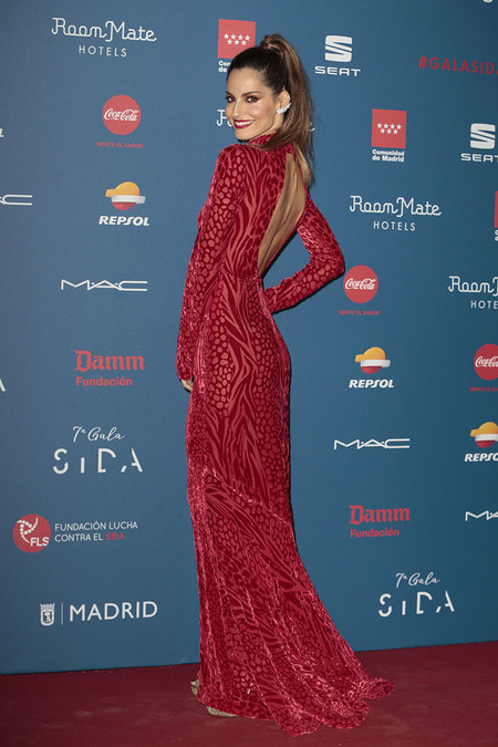 Mejor Vestidas Alfombra Roja Gala Sida 2016 3