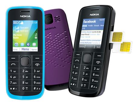 Nokia 114, otro teléfono asequible con Dual SIM