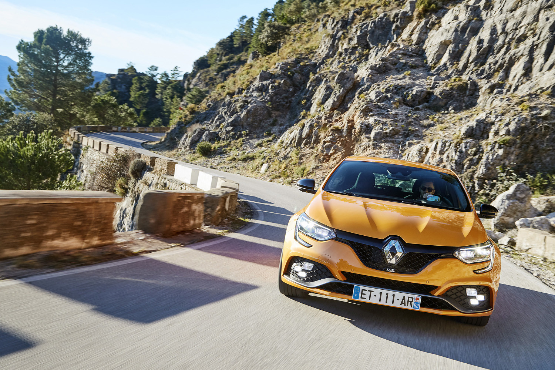 Foto de Renault Mégane R.S. 2018, toma de contacto (101/129)