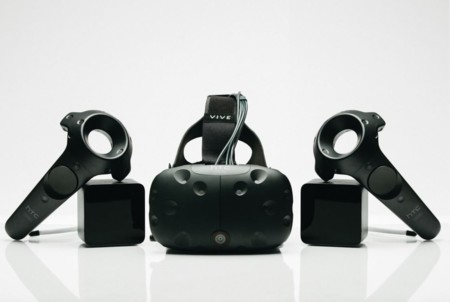 050115 Htc Vive Set