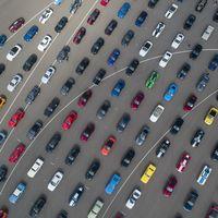 Bélgica le roba a México el récord por la caravana más grande de Ford Mustang