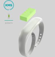 KMS, en México también se prepara una pulsera cuantificadora