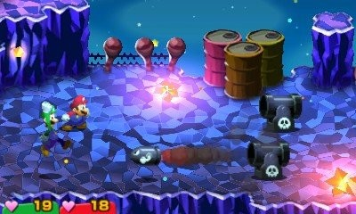 Mario Luigi Superstar Saga Secuaces De Bowser 03