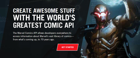 La mayor base de datos de cómics al descubierto con la API de Marvel