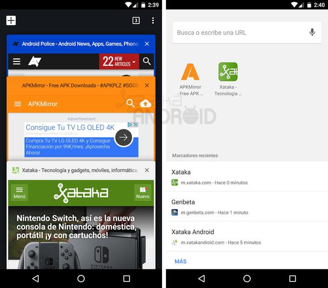Chrome para Android ya soporta la reproducción en segundo plano