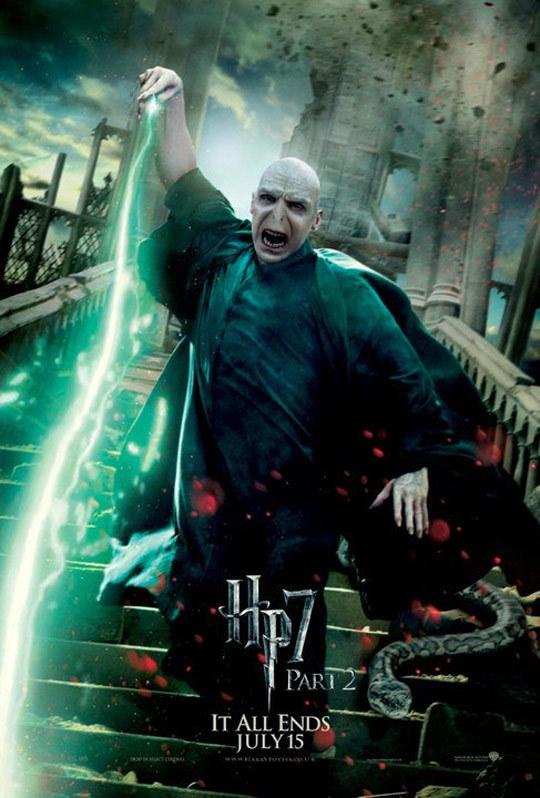 Foto de 'Harry Potter y las reliquias de la muerte. Parte II', nuevo y espectacular tráiler y carteles (14/21)