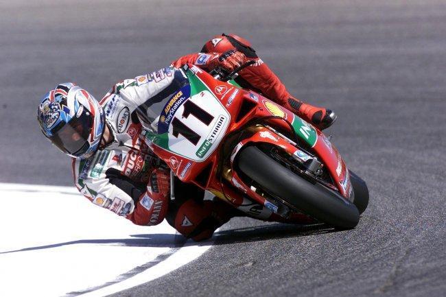 Rubén Xaus en 2001