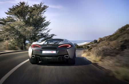 Así ruge el V8 de los McLaren Sport Series con el nuevo escape de titanio por cortesía de MSO