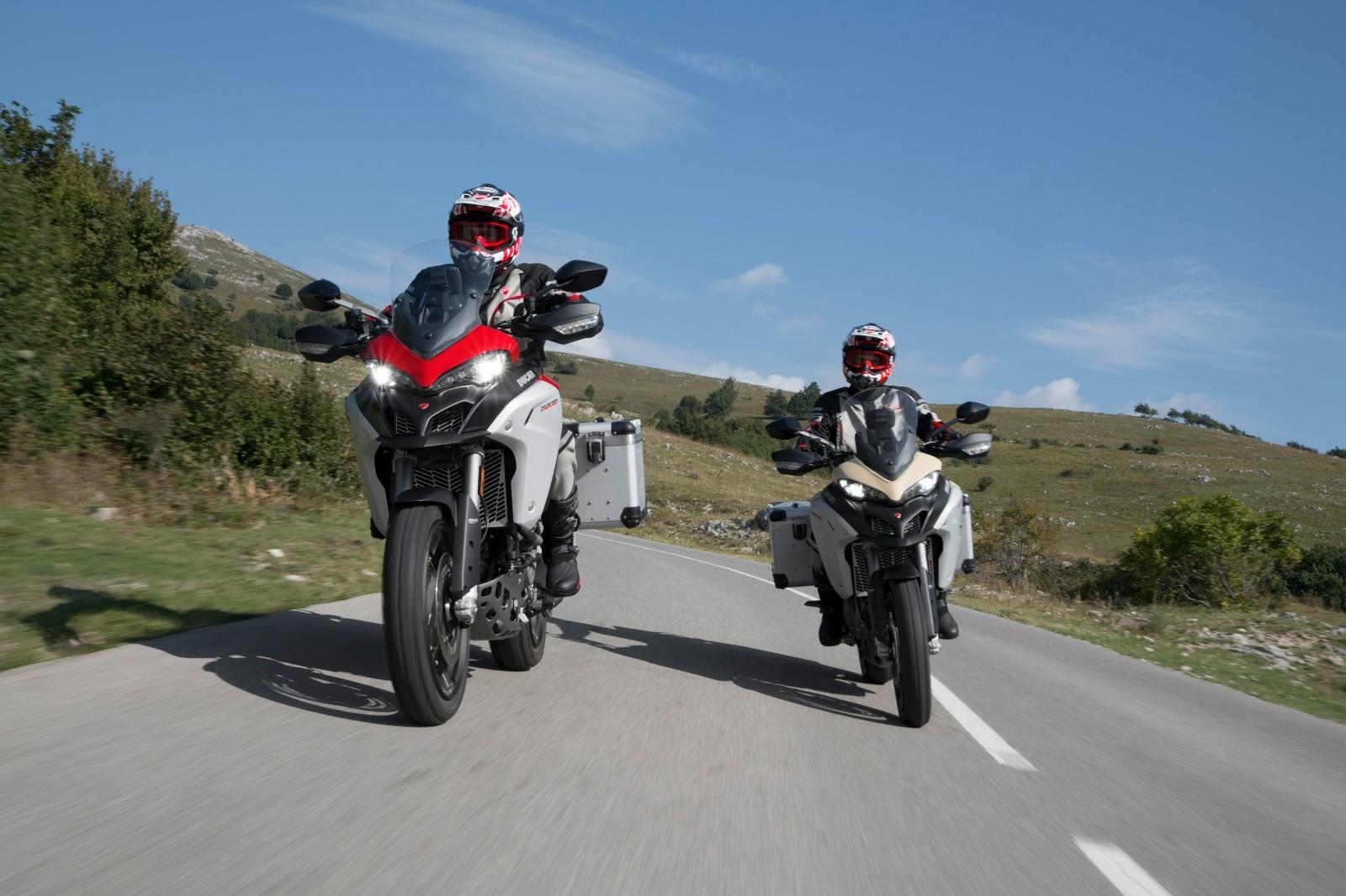 Foto de Ducati Multistrada 1260 Enduro 2019 (58/68)