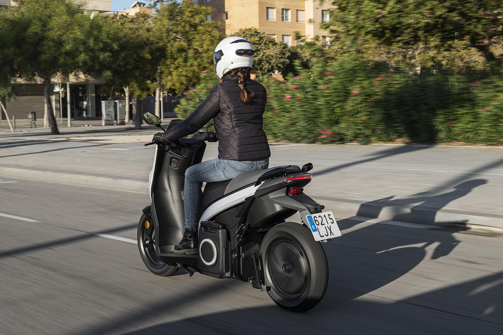 Foto de SEAT MÓ eScooter 125 (53/81)