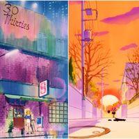 Le habíamos prestado muy poca atención a los bellísimos escenarios de Sailor Moon