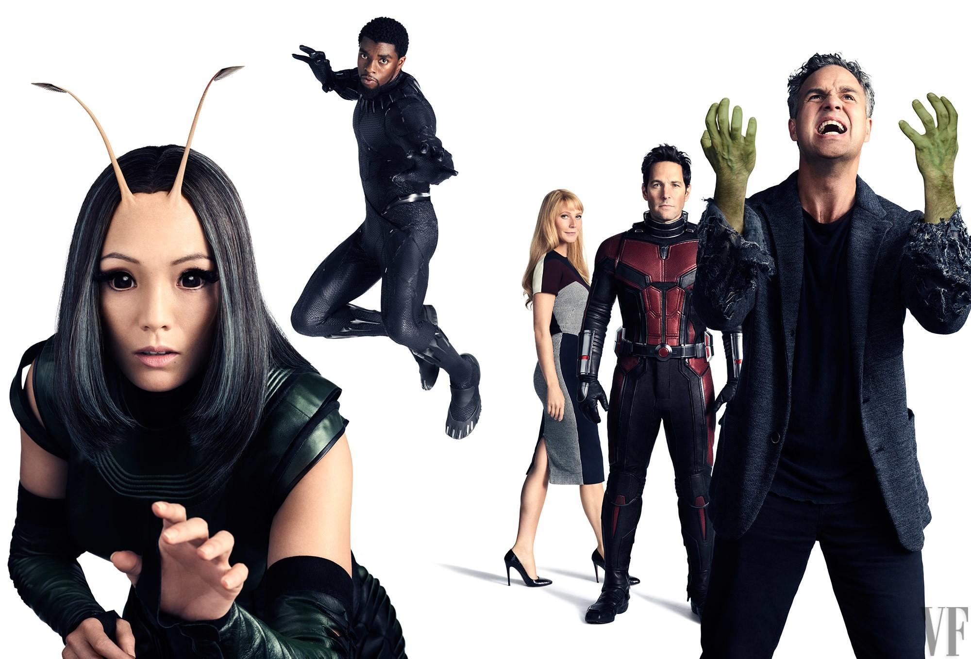 Foto de Los Vengadores de Marvel reunidos por el 10º aniversario (8/11)