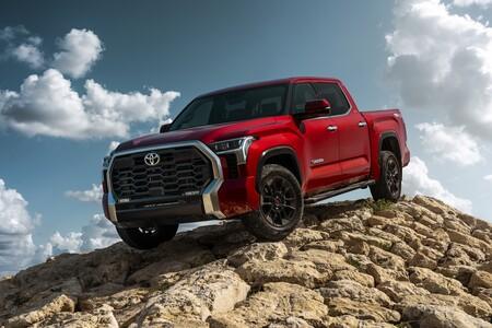 Tundra 2022: la nueva pick-up de Toyota da un paso a la electrificación con un motor eléctrico acompañado de uno de gasolina