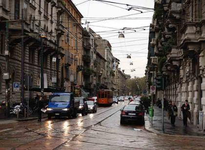 Milán también cobra una tasa por circular por su zona centro