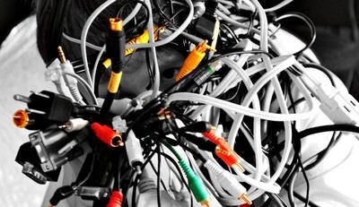 Cinco trucos para organizar el cableado de tu Smart TV [Especial Smart TV]