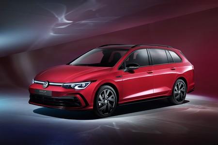 Volkswagen Golf Estate y Alltrack 2021, las nuevas vagonetas estrenan mayor tecnología y motorización híbrida