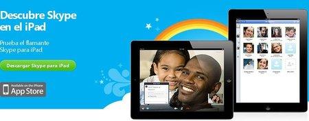 Skype y su nueva App optimizada para iPad