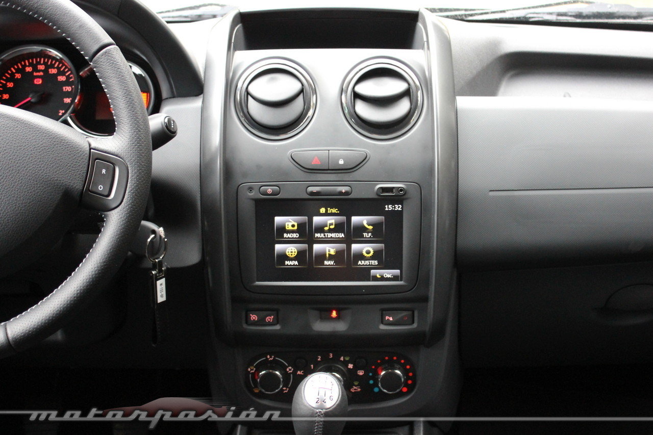 Foto de Dacia Duster 2014 - presentación (46/59)