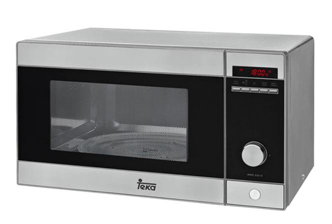 Microondas Teka MWE 230 G INOX con capacidad de 23 litros y grill