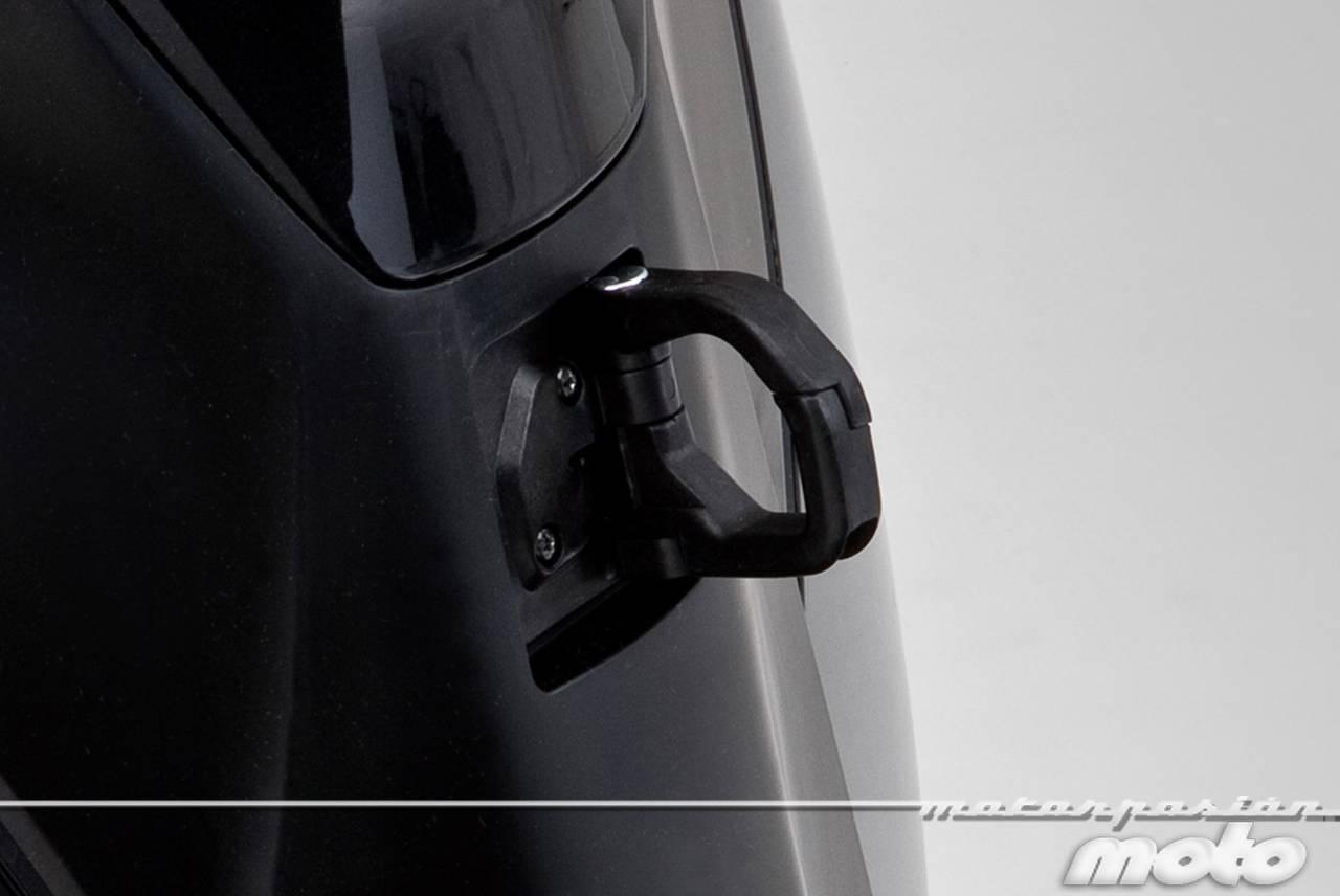 Foto de Honda Scoopy SH125i 2013, prueba (valoración, galería y ficha técnica)  - Fotos Detalles (11/81)