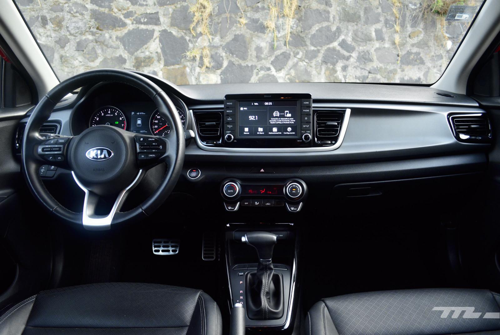 Foto de SEAT Ibiza vs. Suzuki Swift vs. KIA Rio vs. Mazda2 (comparativa) (7/20)