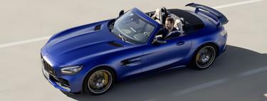 Mercedes-AMG AMG GT R Roadster: el 'Hulk' descapotable ya está aquí, con su V8 biturbo de 585 CV