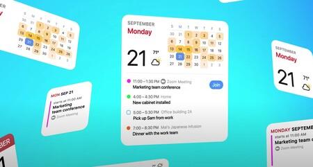 Fantastical añade personalización casi ilimitada a sus nuevos widgets para iOS 14 y iPadOS 14