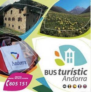Bus Turístic: tours organizados para conocer Andorra