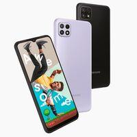 Samsung Galaxy A22 4G y Galaxy A22 5G, esencia de gama media con gran batería y conectividad de nueva generación